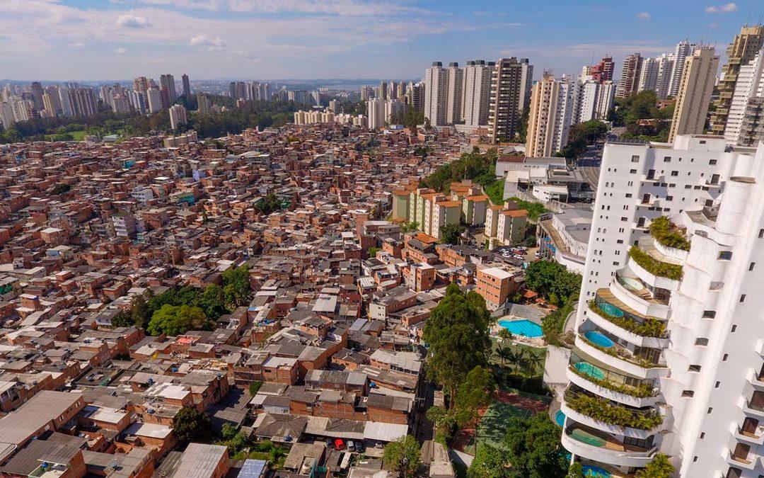 El crecimiento de las desigualdades