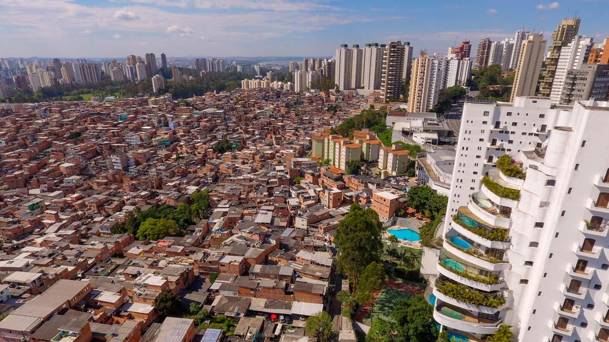 Desigualdad social en el mundo